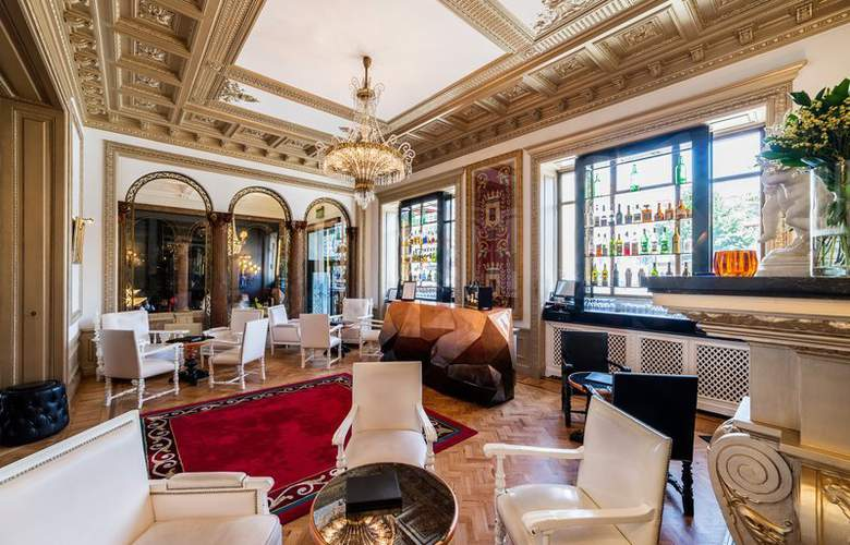 Infante de Sagres - Small Luxury Hotels of the World - Bar - 2