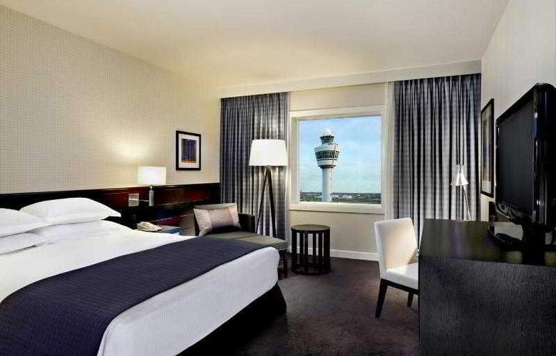 Sheraton Amsterdam Airport Hotel & Conference - Hotel - 31
