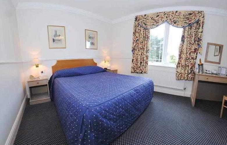 Best Western Montague Hotel - Hotel - 11