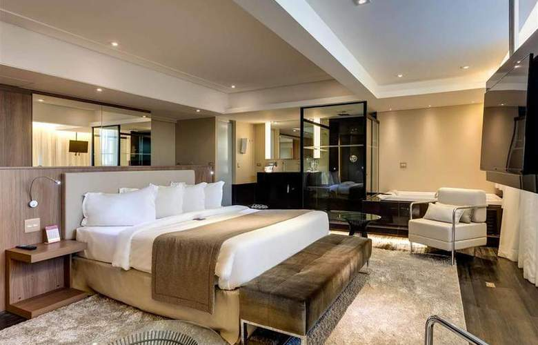 Mercure Apartments Belo Horizonte Lourdes - Room - 48