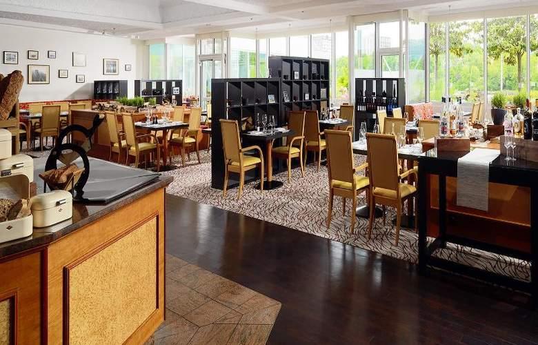 Marriott Heidelberg - Restaurant - 14