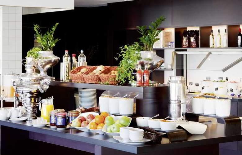 Mövenpick Hotel 's-Hertogenbosch - Meals - 4