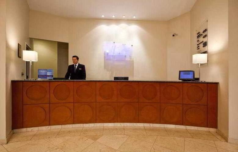 Holiday Inn Express Puebla - Hotel - 9