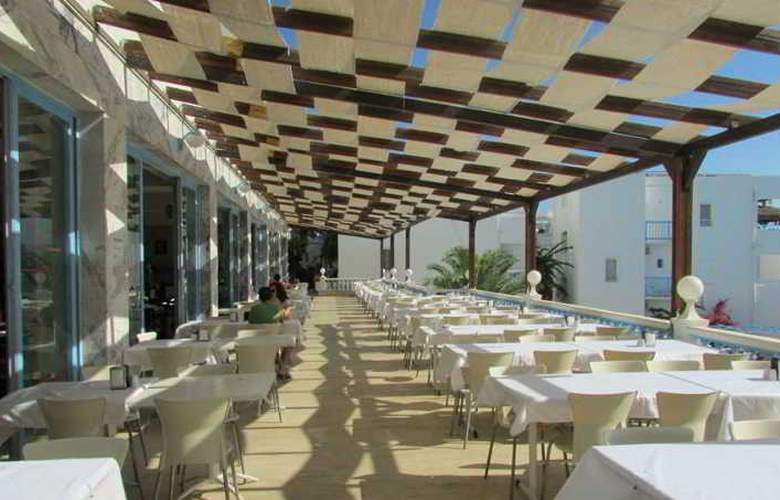 Peda Hotels Gumbet Holiday - Restaurant - 4