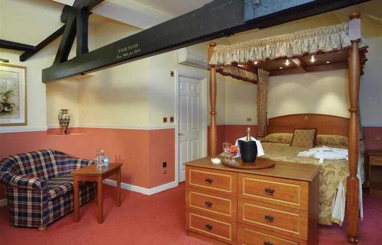 Best Western George Hotel Lichfield - Hotel - 13