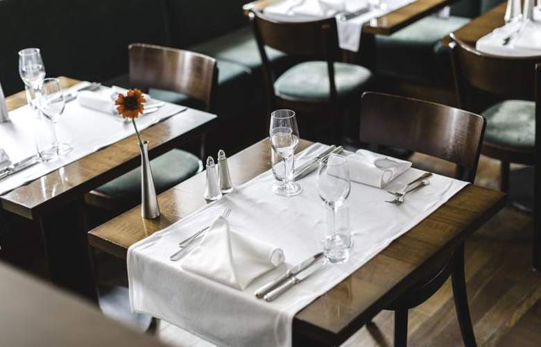 Laudinella - Restaurant - 4