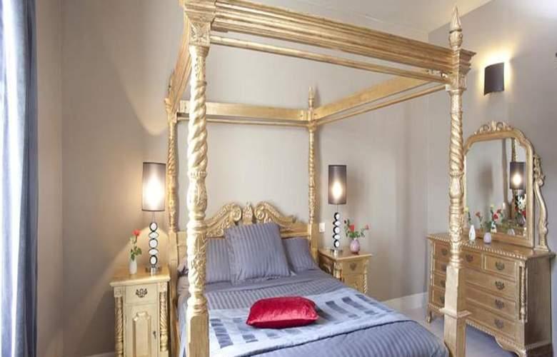 Relais du Silence Chateau de Lavail - Room - 20