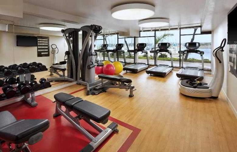 Sheraton San Diego Hotel & Marina - Sport - 54