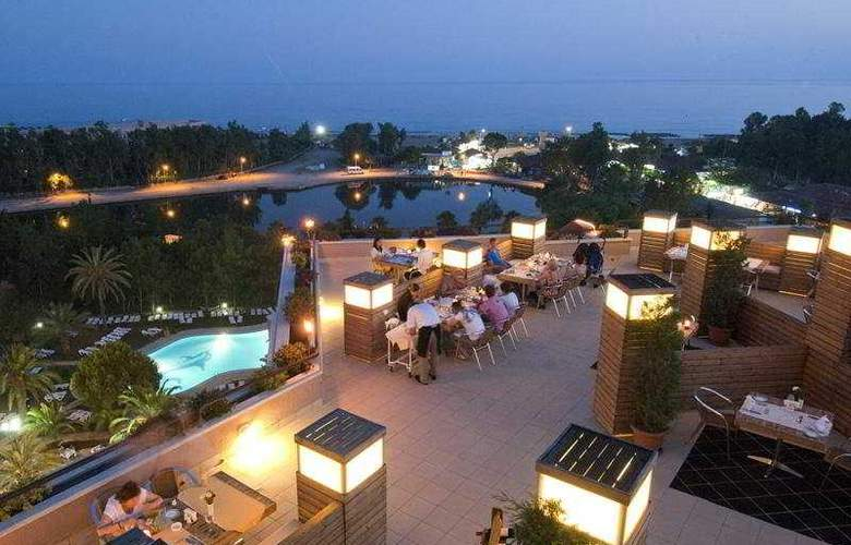 Grand Prestige Hotel - Terrace - 8