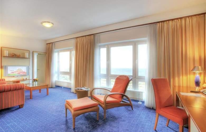 Best Western Hanse Hotel Warnemuende - Room - 62