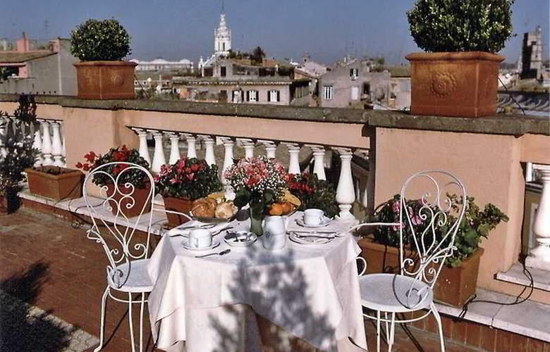 Exe Della Torre Argentina - Terrace - 4