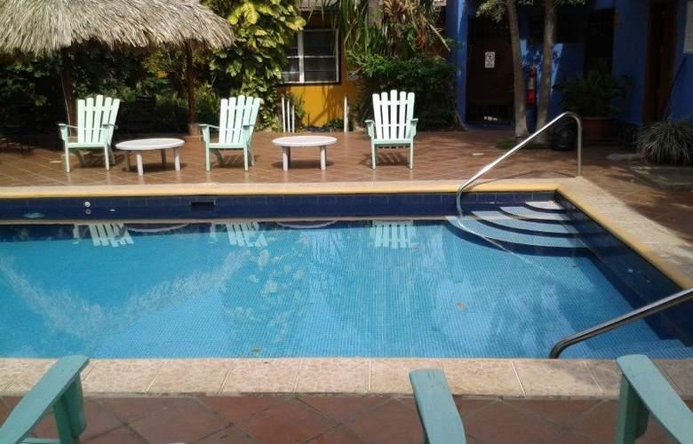 Hotel Europeo-Fundación Dianova Nicaragua - Pool - 6