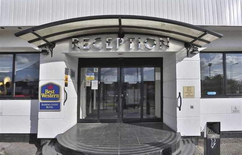 Best Western Barons Court Hotel - Hotel - 36