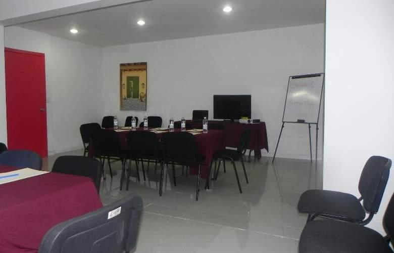 Zar La Paz - Conference - 20