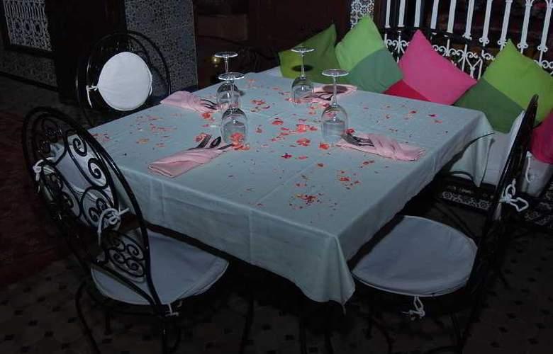 Riad Les Oliviers - Restaurant - 13