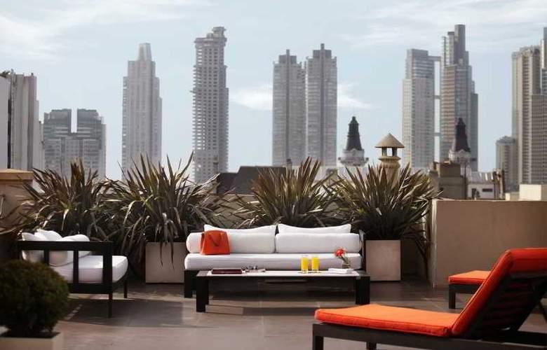 Moreno Hotel Buenos Aires - Terrace - 21