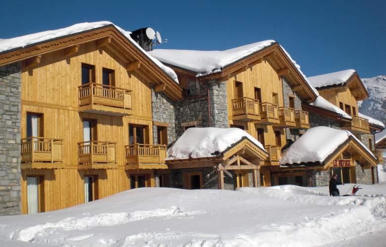 Chalet le Refuge - Hotel - 5