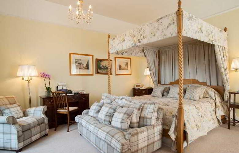 Llangoed Hall Hotel - Room - 9