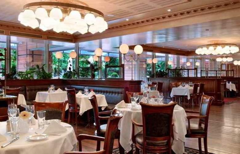 Lyon Marriott Hotel Cité International - Hotel - 8