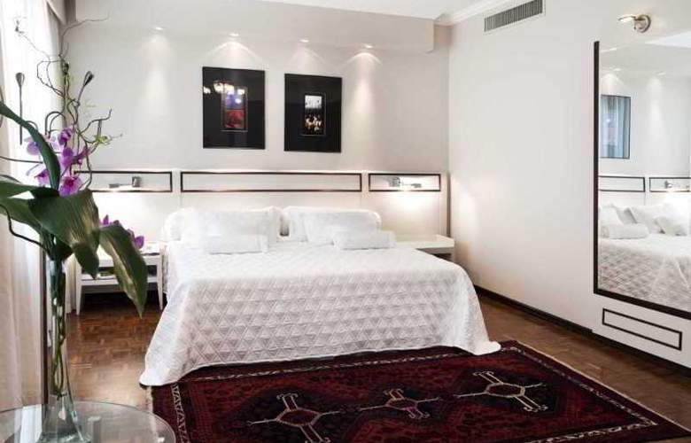 Plaza Sao Rafael Hotel e Centro de Eventos - Room - 13