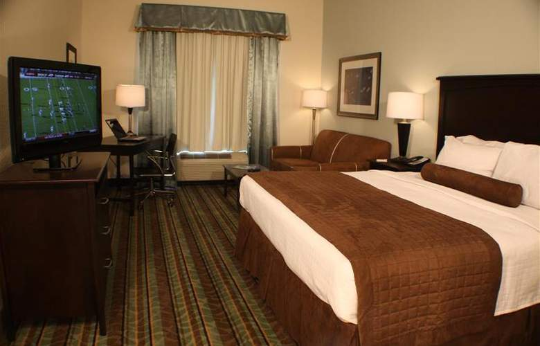 Best Western Plus Chain Of Lakes Inn & Suites - Room - 53