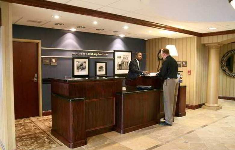 Hampton Inn & Suites Fruitland-Salisbury South - Hotel - 5
