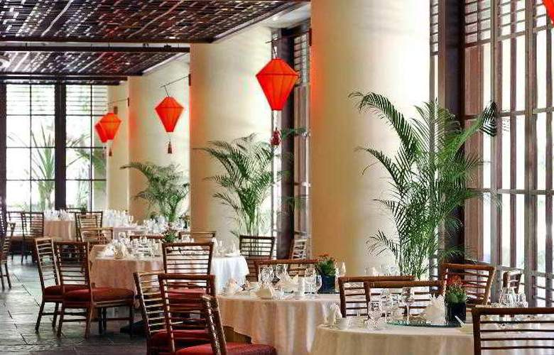 Sheraton Sanya - Restaurant - 57