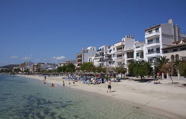 Bahia Hotel Hoposa (Pto.Pollensa) - Beach - 6