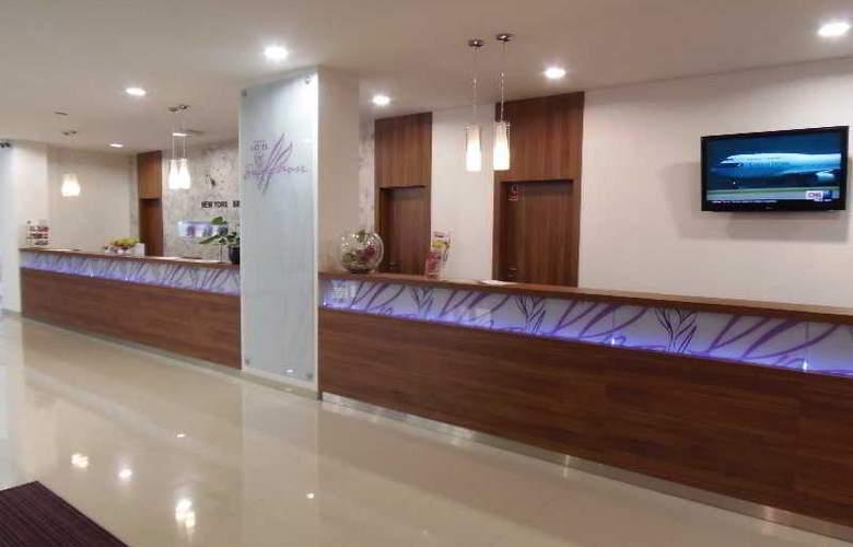 Saffron - Hotel - 0