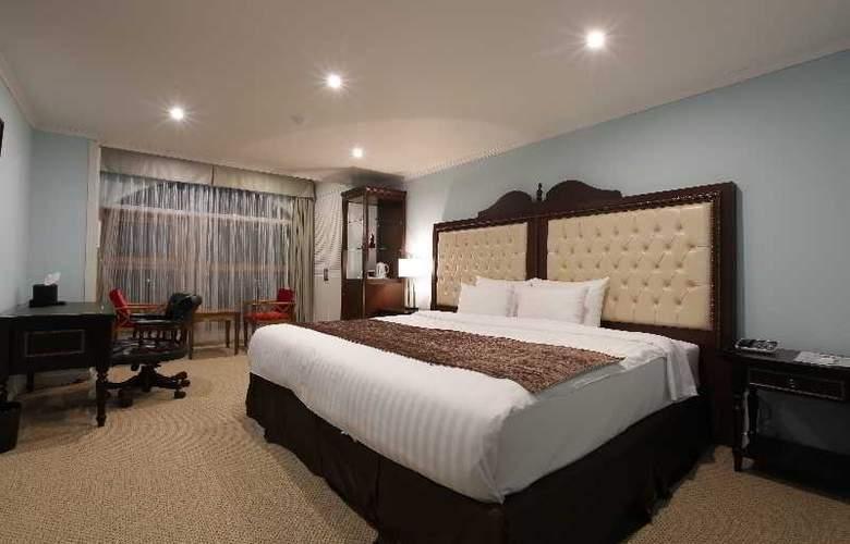 Jeju Aria Hotel - Room - 10