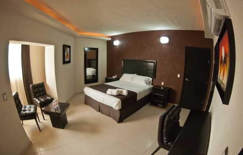 Portonovo Plaza Guadalajara - Room - 10