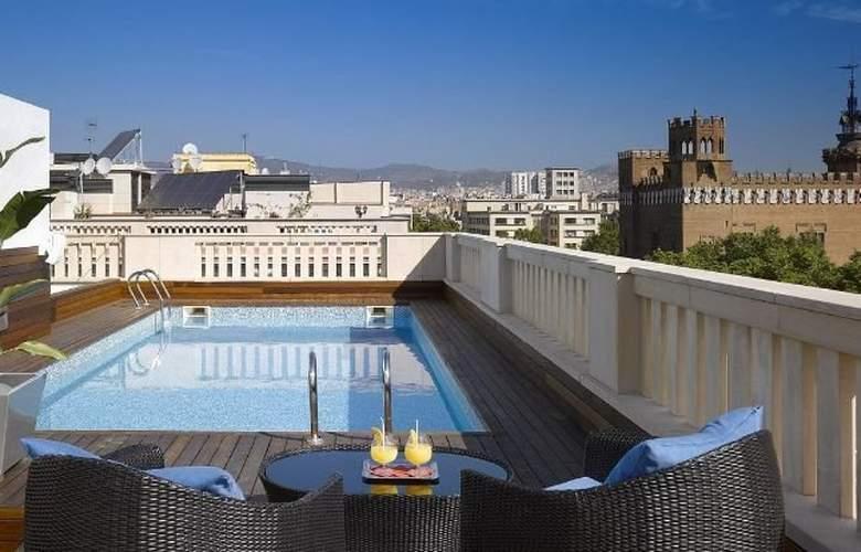 K+K Hotel Picasso - Pool - 1