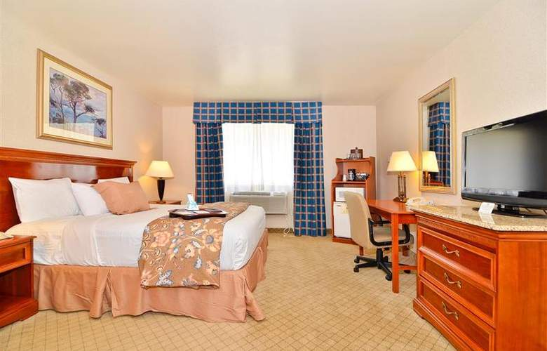 Best Western Plus High Sierra Hotel - Room - 109