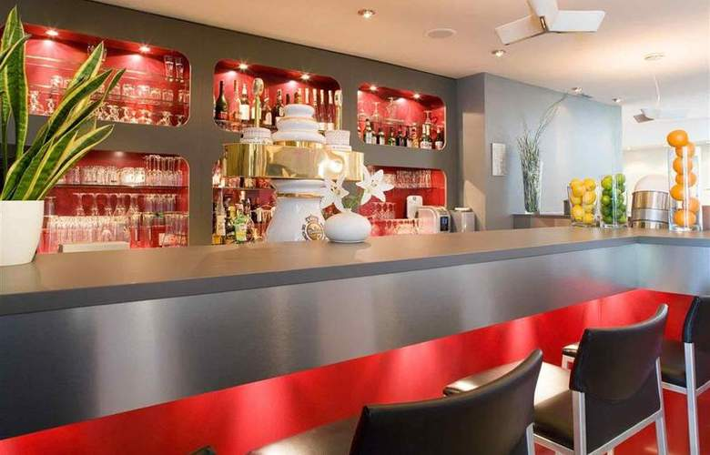Mercure Airport Berlin Tegel - Bar - 8