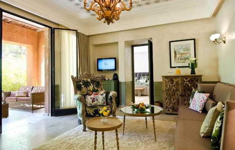 Tigmiza Suites pavillions - Room - 18