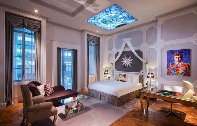 So Sofitel Singapore - Room - 36