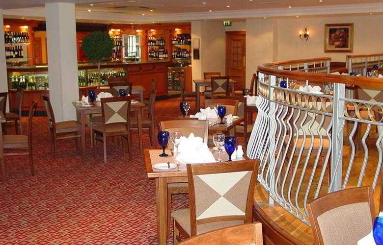 Menzies Glasgow - Restaurant - 6