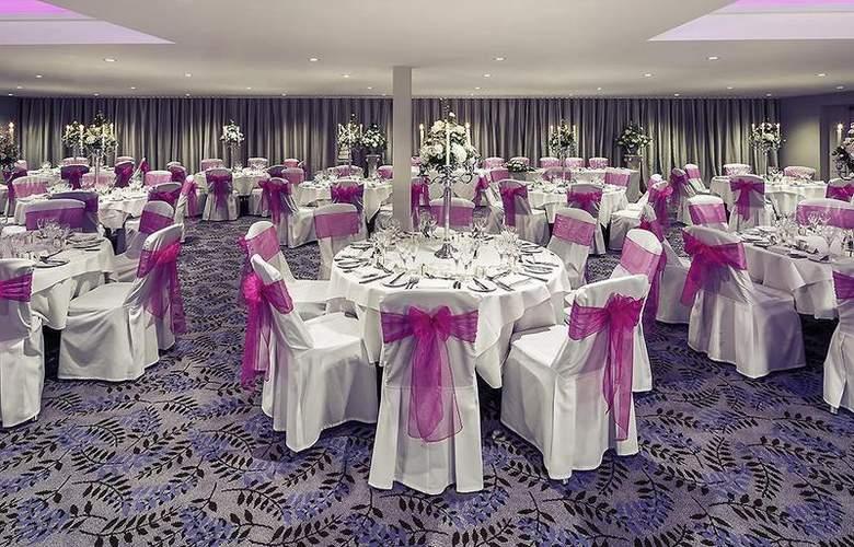 Mercure Gloucester Bowden Hall - Hotel - 37