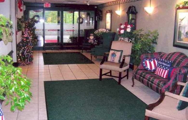 Hampton Inn Jonesville/Elkin - Hotel - 1