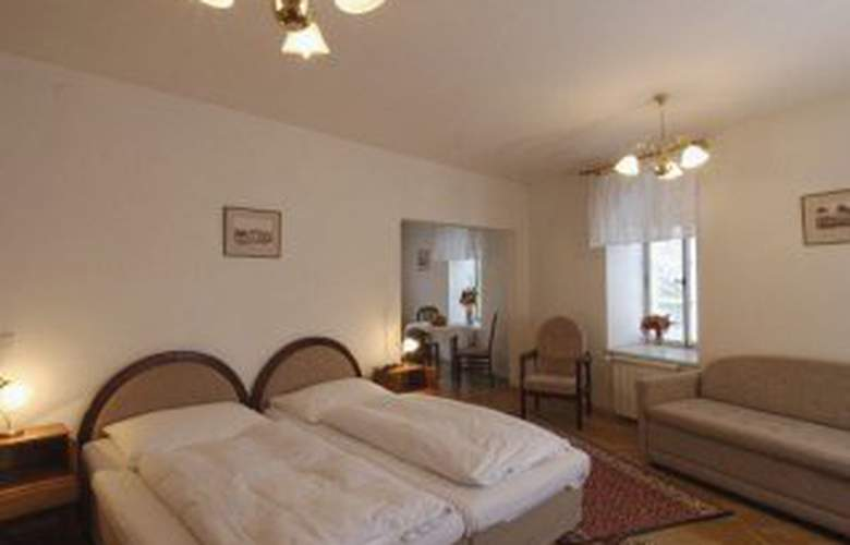 Euroagentur Hotel Labuznik - Room - 3