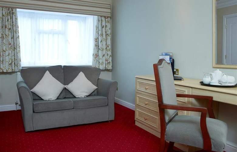 Best Western Consort Hotel - Room - 68