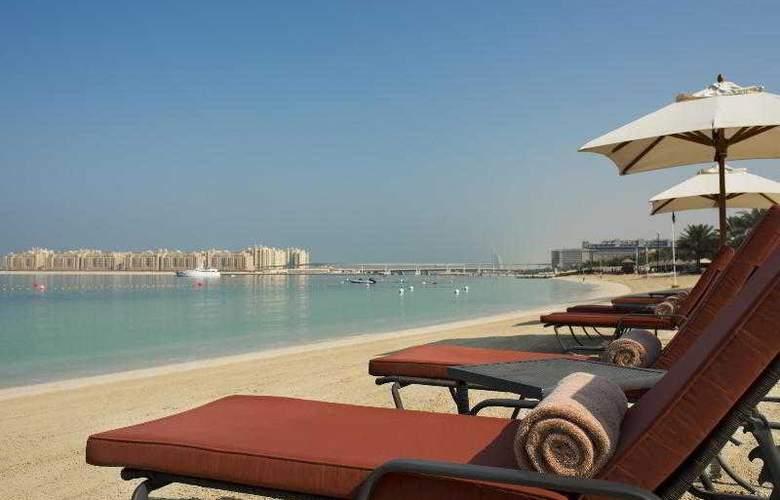 Le Meridien Mina Seyahi - Beach - 45