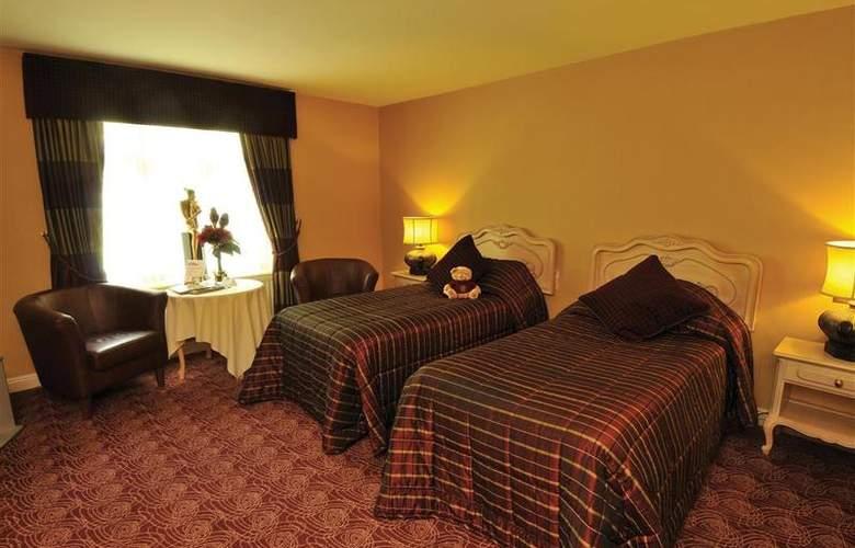 Hallmark Llyndir Hall, Chester South - Room - 18