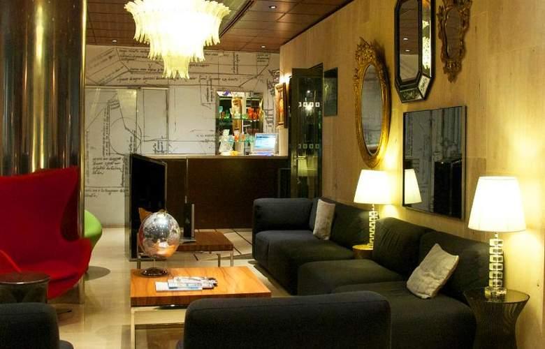 Intercontinental Paris - Avenue Marceau - Bar - 7