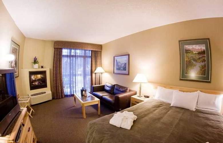 Tunnel Mountain Resort Banff - Room - 3