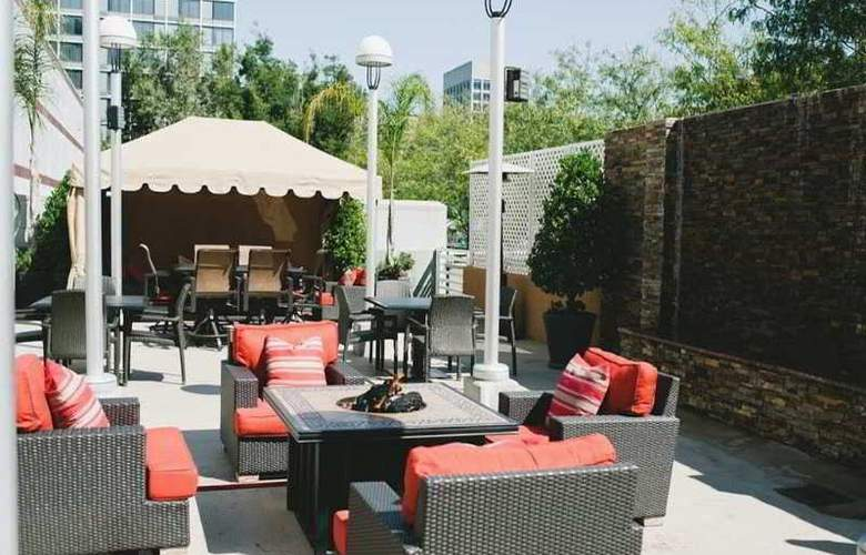 Hilton San Jose - Terrace - 9