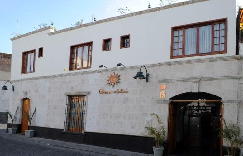 Maison Du Soleil - Hotel - 0
