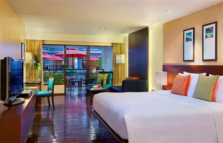 Swissotel Resort Phuket Patong Beach - Room - 11