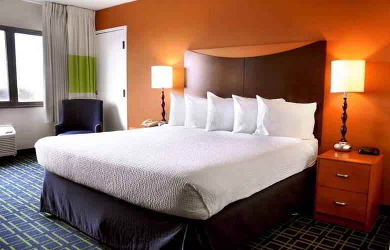Red Roof Inn & Suites Atlantic City - Room - 5