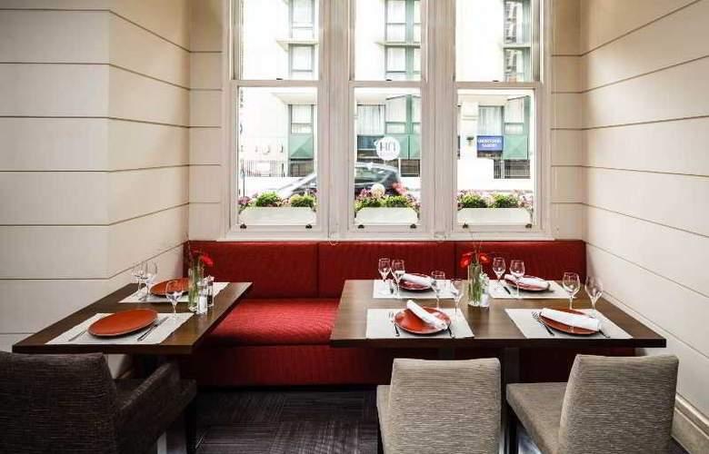 Harrington Hall - Restaurant - 6